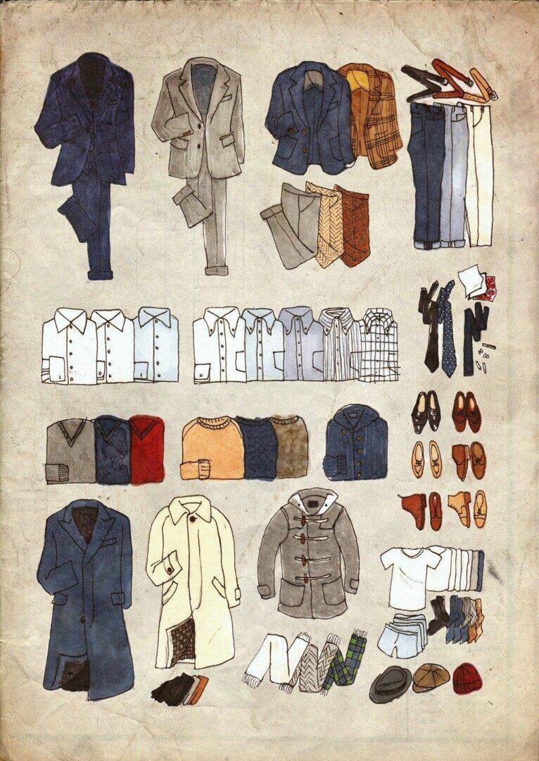 The Offsuit Ideal - A Gentleman's Wardrobe