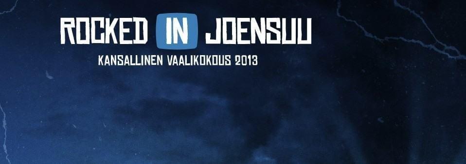 RockedInJoensuu.fi