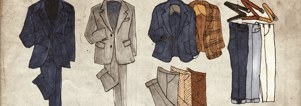 The Offsuit Ideal - A Gentleman's Wardrobe