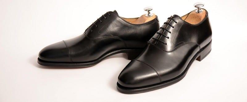 Meermin Black Calf Oxfords (101198). Kuva: Meermin
