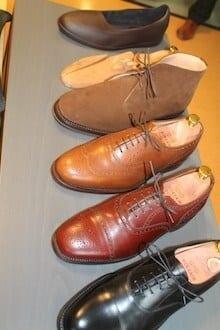 Otos miehen kenkäkaapista. Kuva: Johanna Pouta