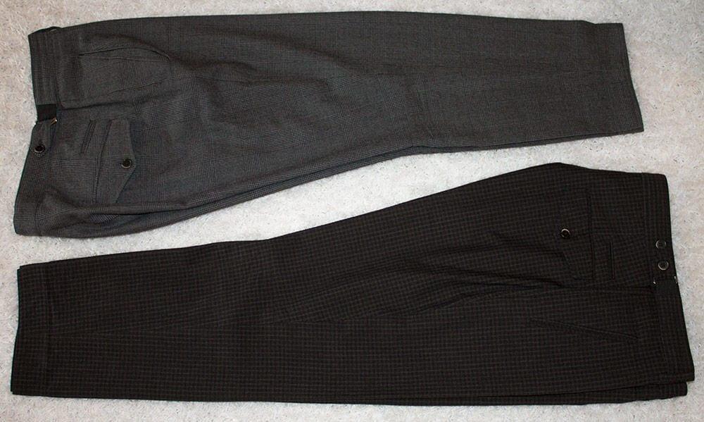 Cornelianin Trend-malliston housut sopivat hyvin yhteen irtotakkien ja neuleiden kanssa.