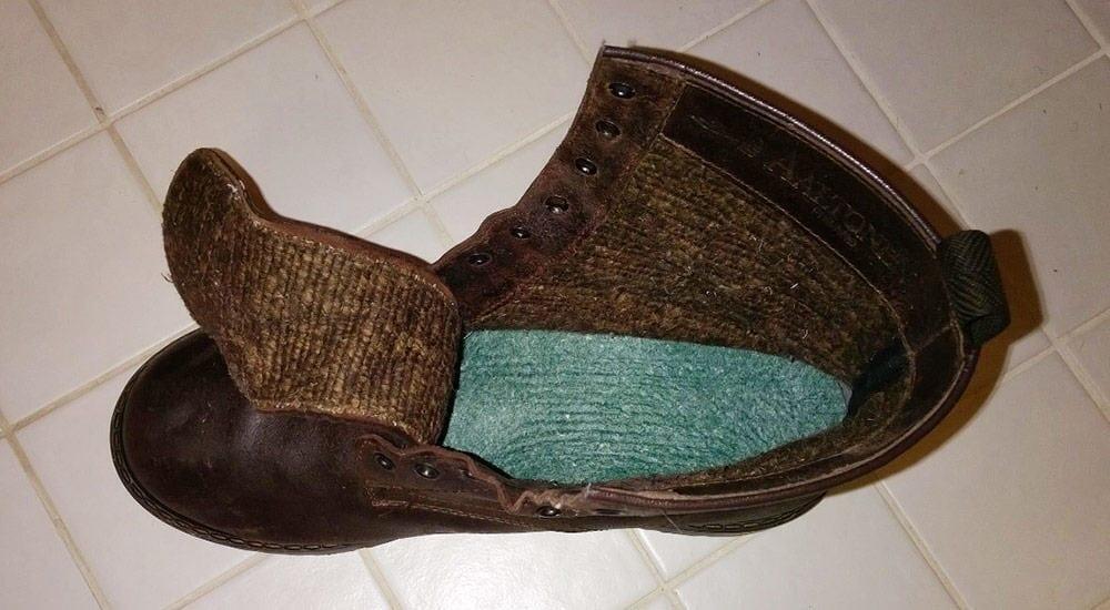 Vivas-tukipohjallinen teki kengästä napakamman ja nosti kantapäätä hieman ylöspäin, joka paransi kävelytuntumaa.