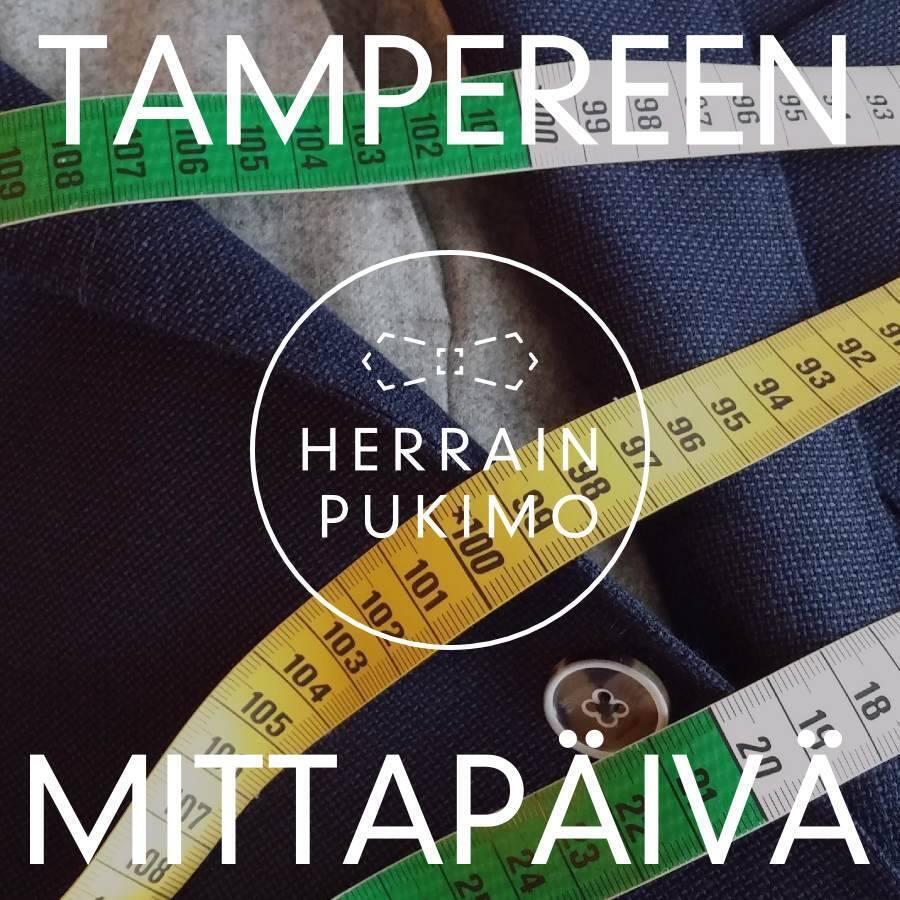 Herrainpukimon mittapäivä Tampereella 7.3.2015 klo 11-18