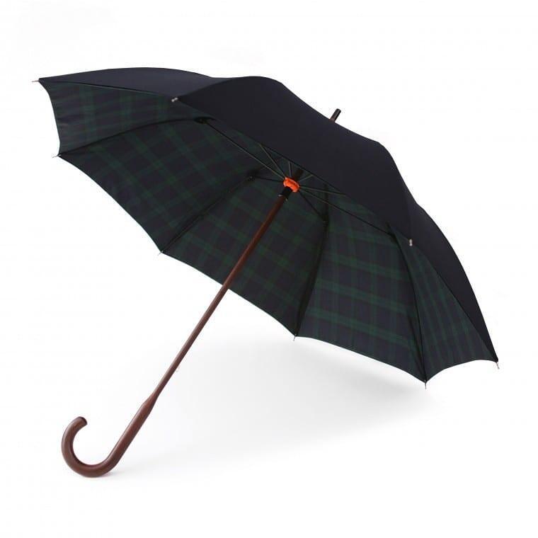 Pitkävartinen sateenvarjo. Kuva: London Undercover / Mukama.