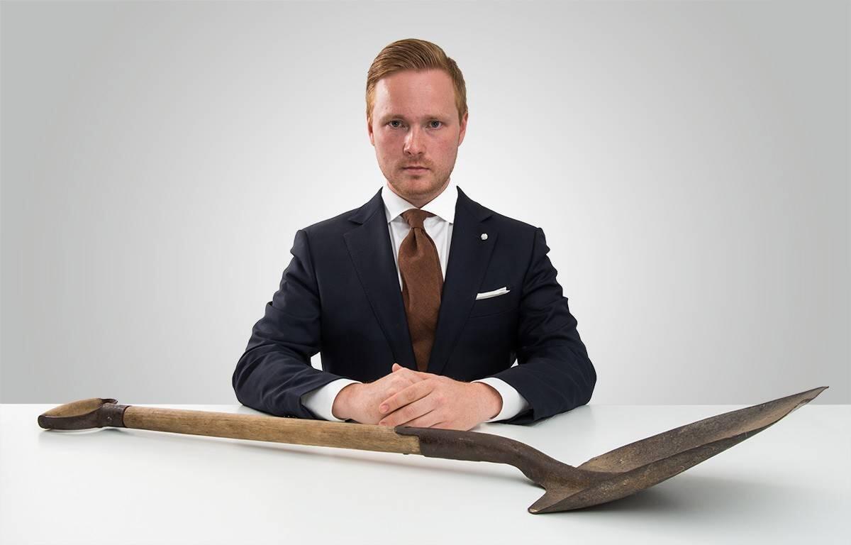 Ohituskaistalla-blogin kirjoittaja Mika Niemi yhdistää tyylin ja DIY-meiningin.