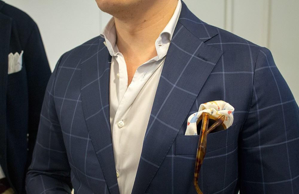 Kesäisen rennon pukupukeutumisnäytteen tarjosi The Nordic Fit -bloggari Juho Rehakka.