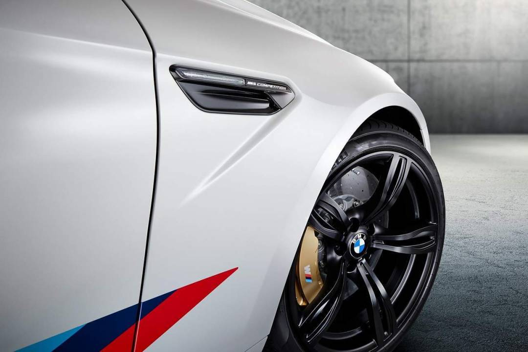 BMW M6 Coupe Competition Edition