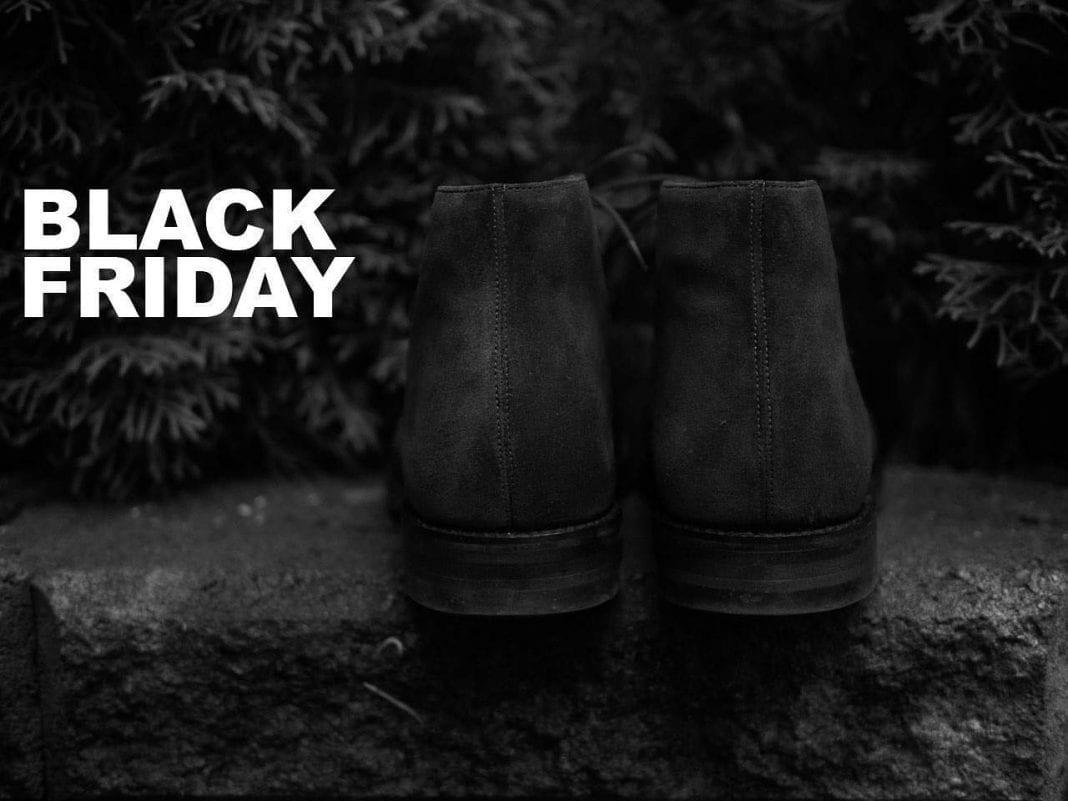 Black Friday. Kuva: CasuallySmart.com