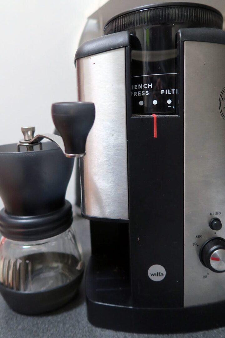 Kahvimyllyt