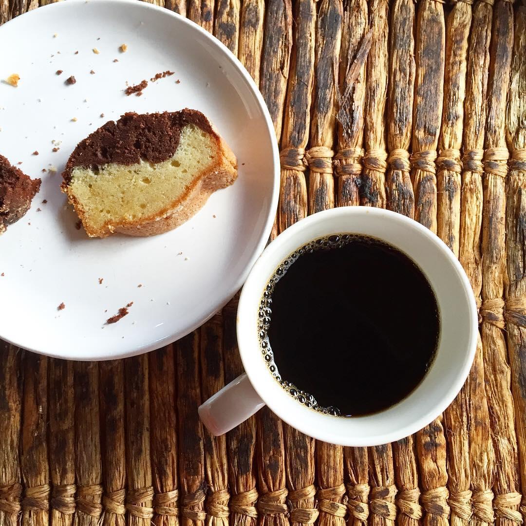 Erinomainen kahvi on nautinto.