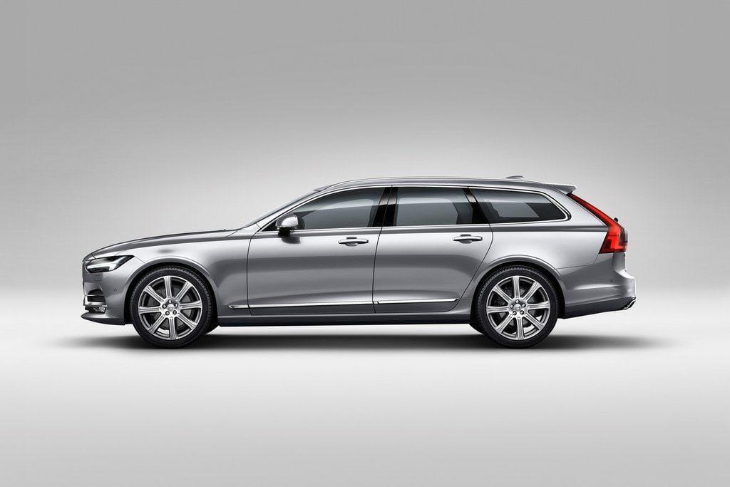 Volvo V90 Studio Profile