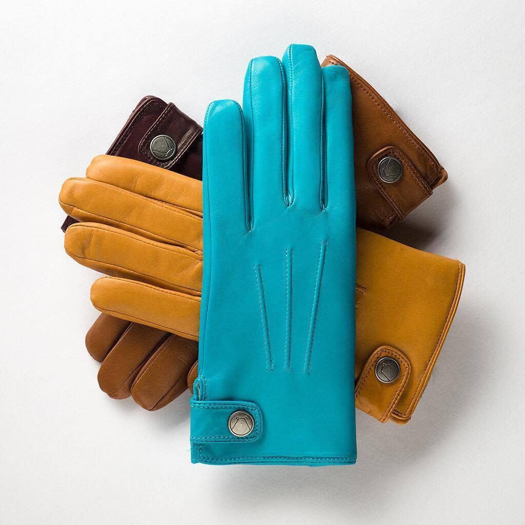 Kämmenen talvimalliston käsineet. Kuva: Kämmencraft