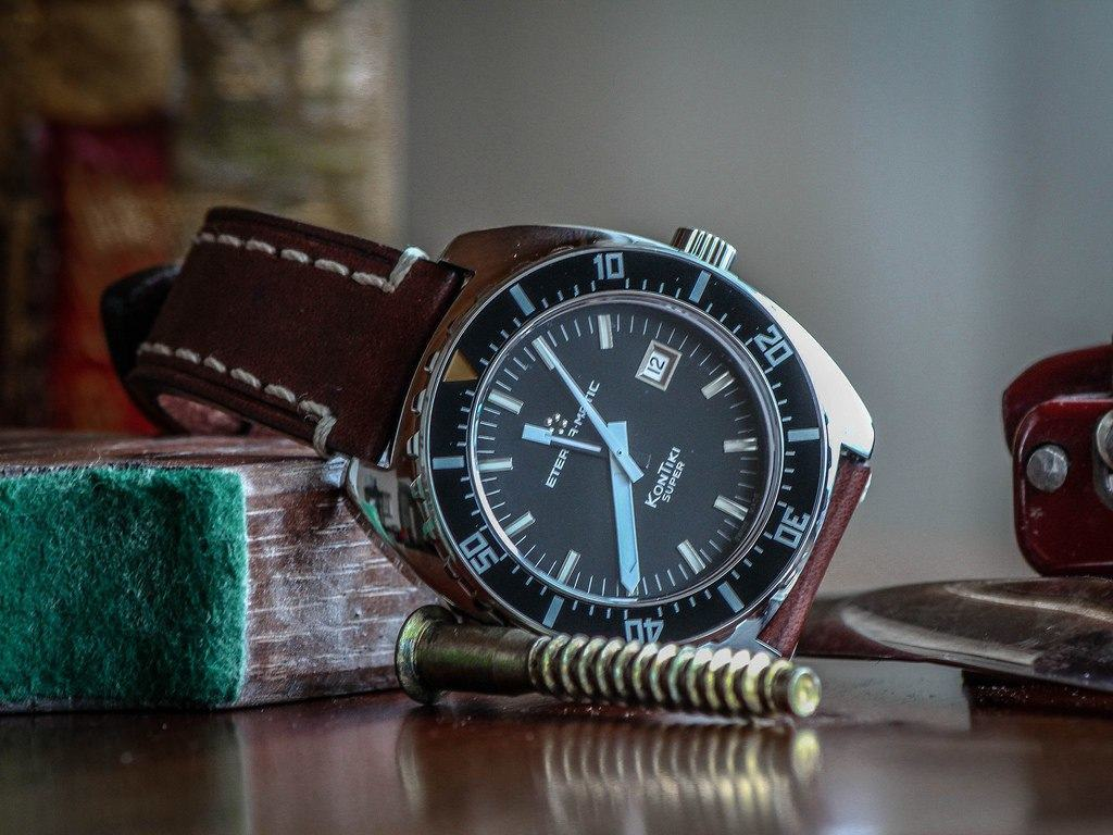 Eterna Super KonTiki Limited Edition 1973.