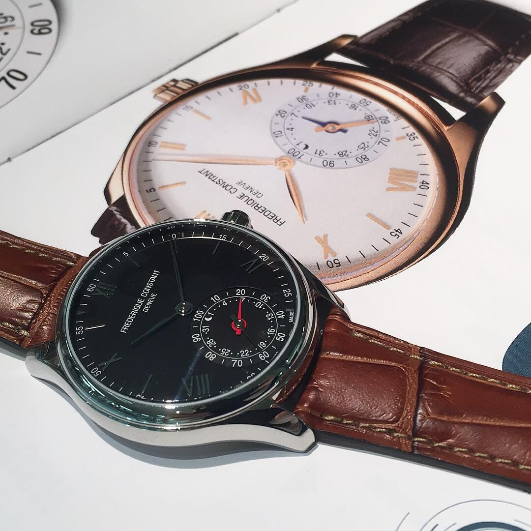 Frederique Constant Horological Smartwatch – nyt Suomessa ...