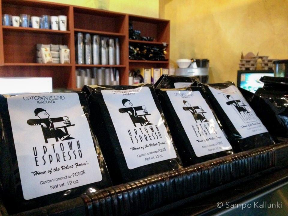 Uptown Espresso