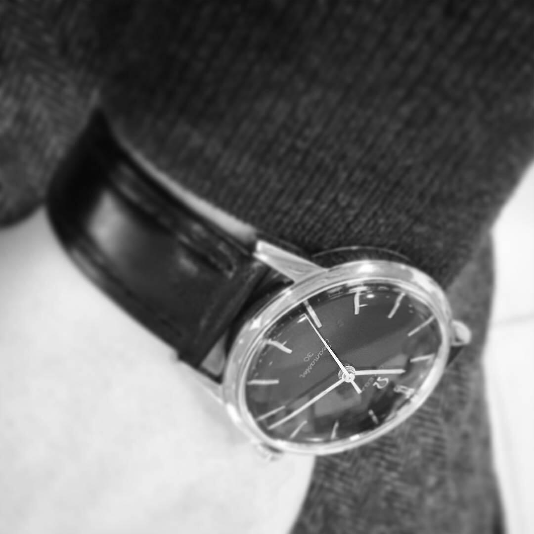 Vintage-Omega on kelloseppäosaamisen taidonnäyte, sillä vielä yli 50 vuoden jälkeen se näyttää aikaa tarkasti.
