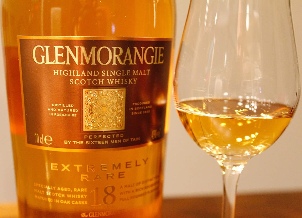 Glenmorangie 18 Year Old Extremely Rare 5c01df3d96