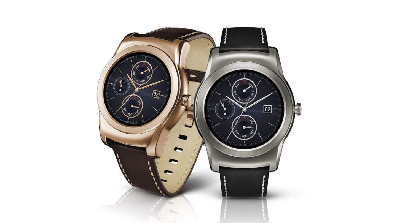 LG Watch Urbane (ilman LTE-toimintoja).