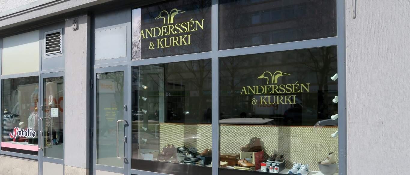 Anderssén & Kurki, Vaasa