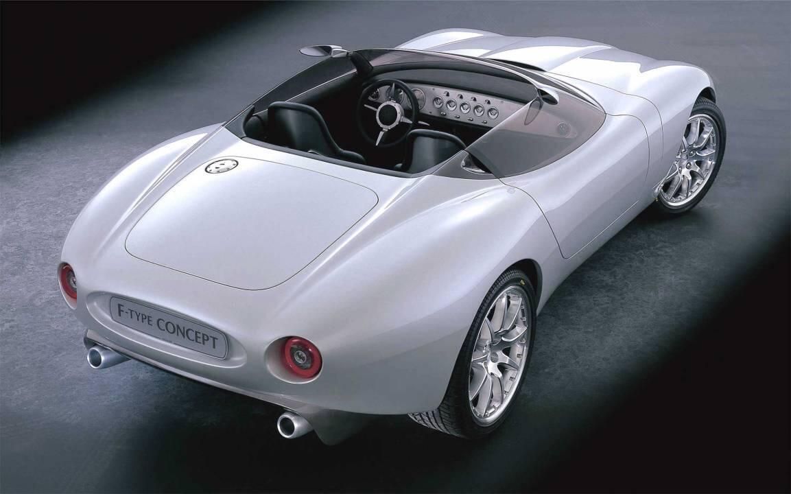 Jaguar F-Type Concept, Pasi Pennanen