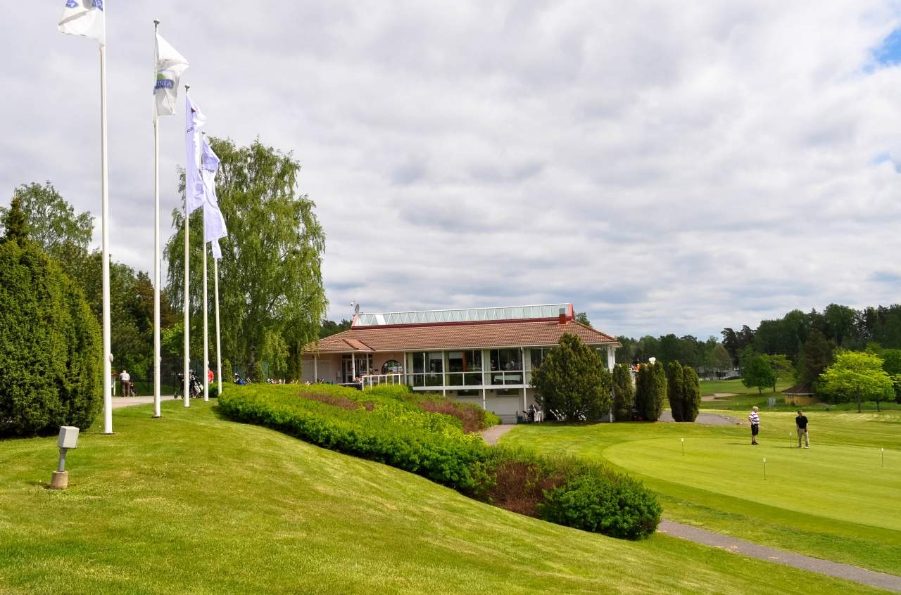 Harjattula Country Club Golf