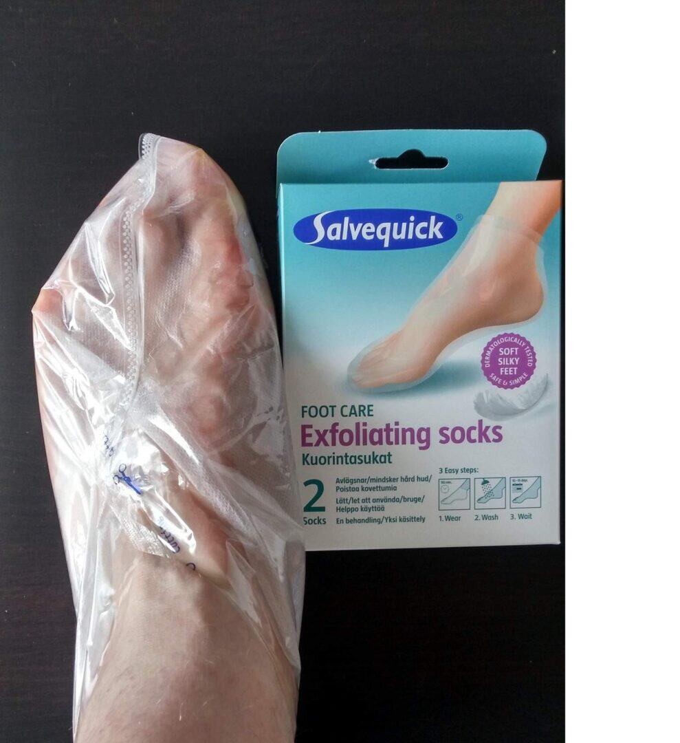 SalveSockPackage