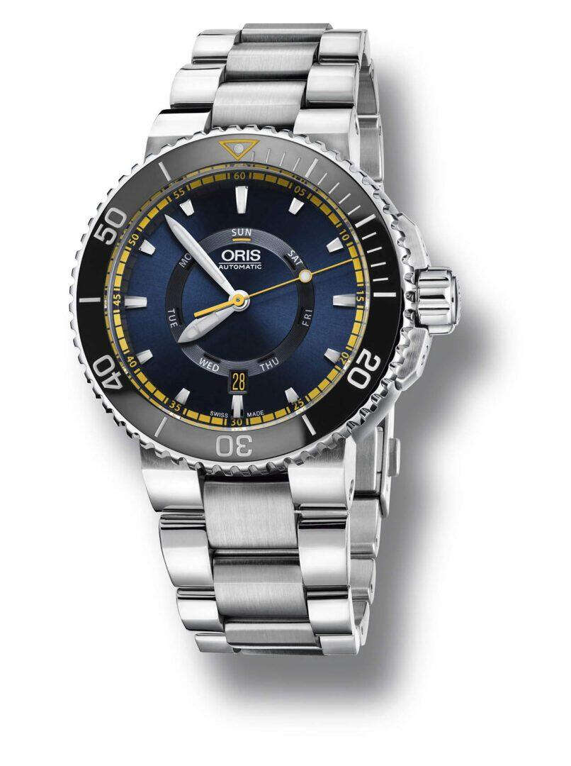 Oris Great Barrier Reef Limited Edition II. Kuva: Oris