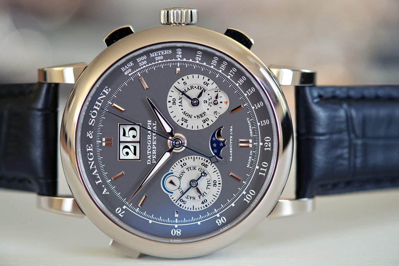 A. Lange & Söhne Datograph Perpetual