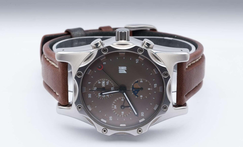 Ville Hänninen on tehnyt myös kronografi-kelloja, jotka ovat harvinaisia keräilykappaleita.