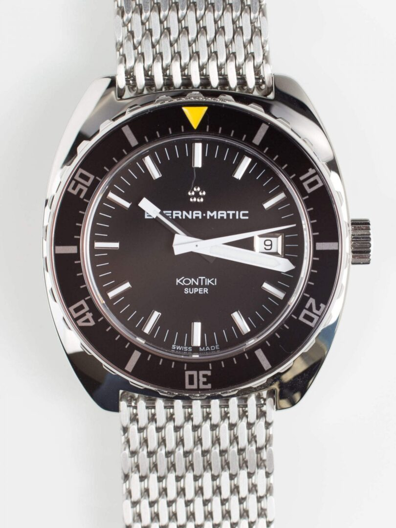 Eterna Heritage Super KonTiki Limited Edition 1973 (1973.41.41.1230)