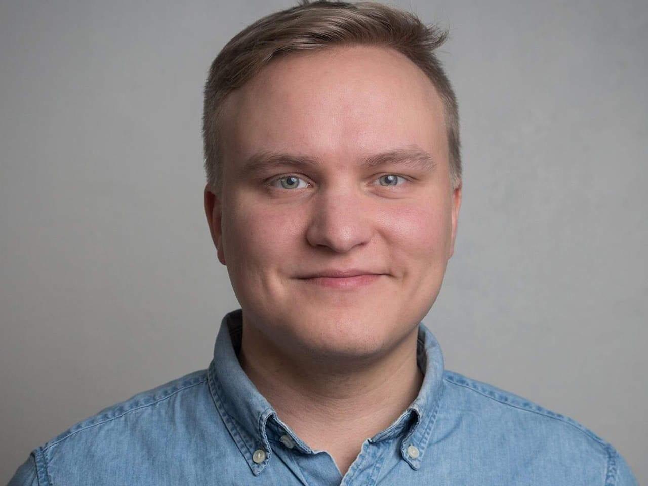 Kelloharrastaja Olli Heikkinen