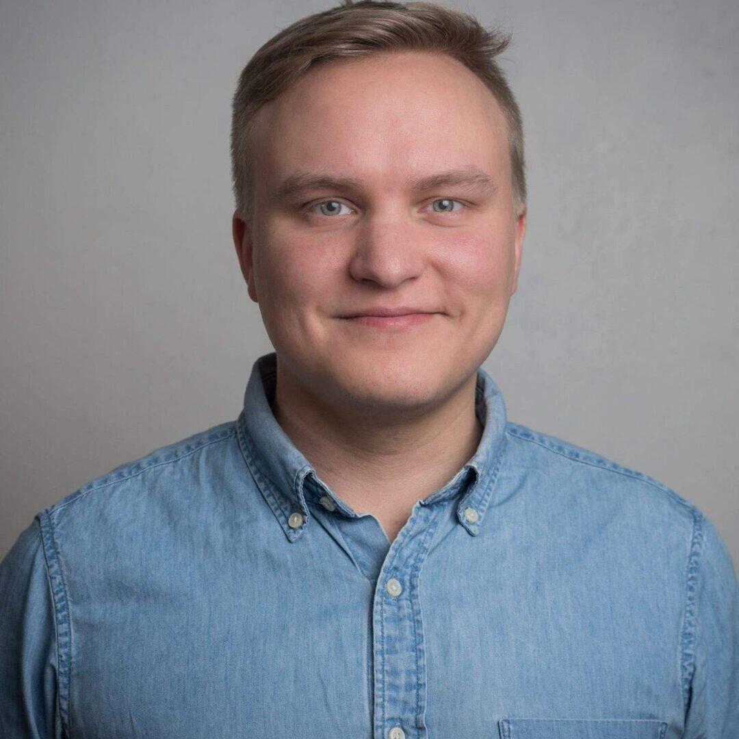 Olli Heikkinen on kelloharrastaja.