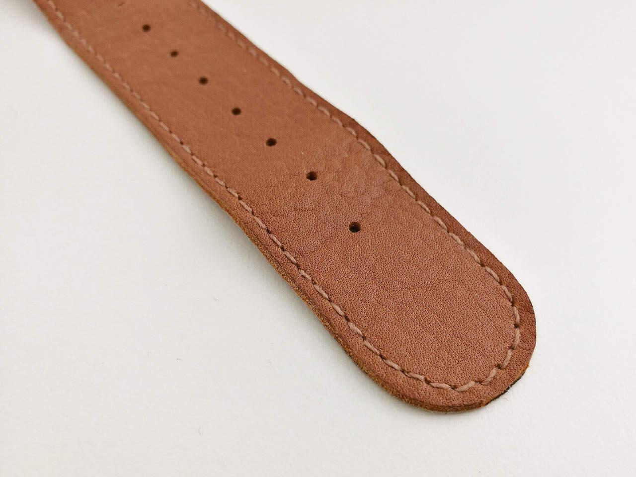 Punavuoren Poron tikkauksen väri on valittavissa. Kuvassa on häivytetty (poron nahan värinen) tikkaus.