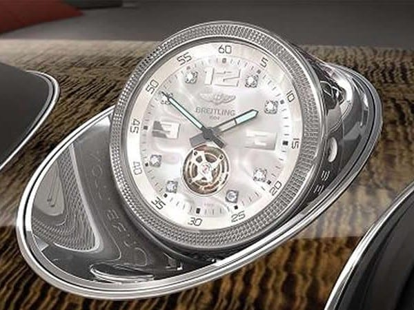 Bentleyn Breitling-tourbillon