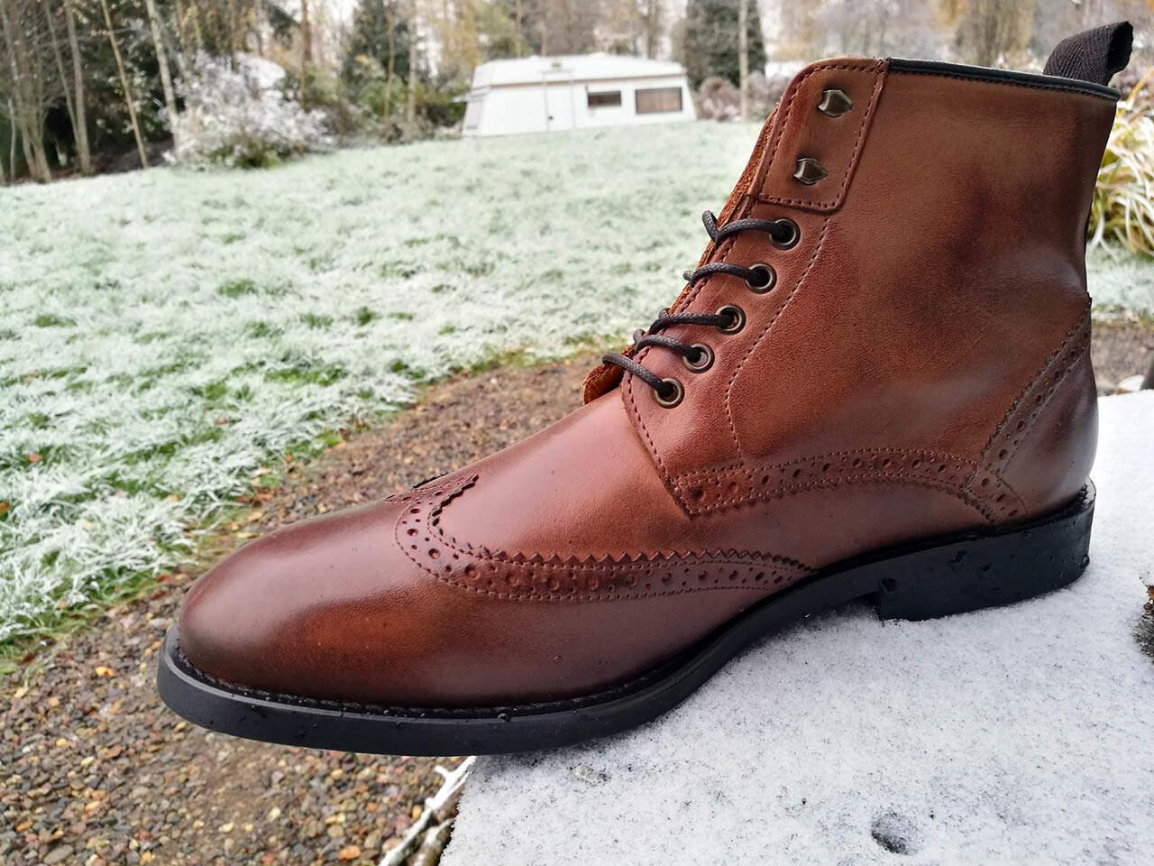 Bexley Charing Gomme City -kenkien ensivaikutelma on hyvä.