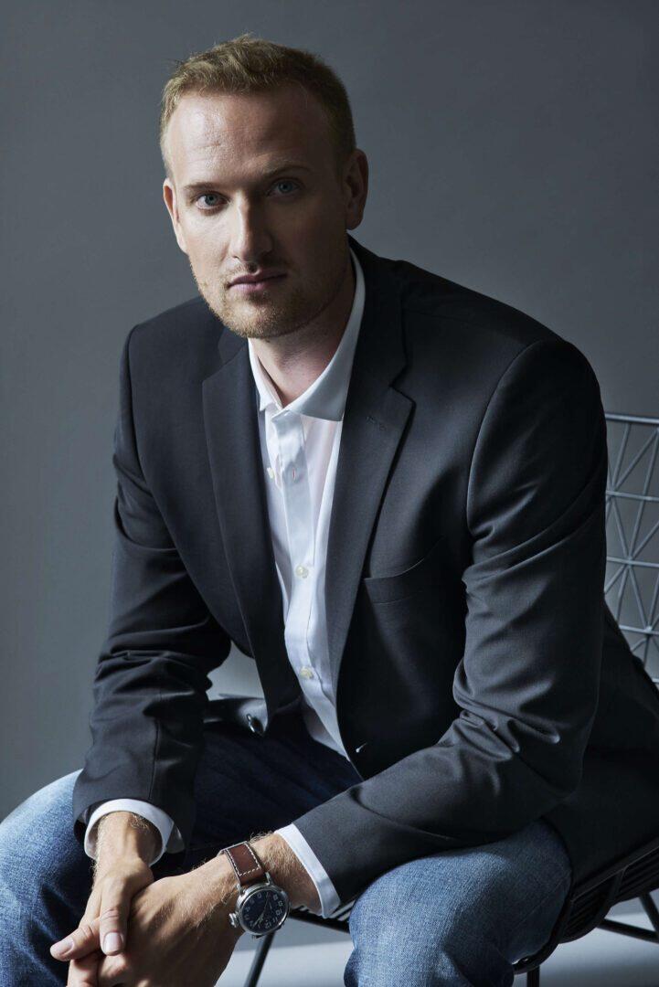 Max Seeck on kelloharrastaja. Kuva: Elina Simonen