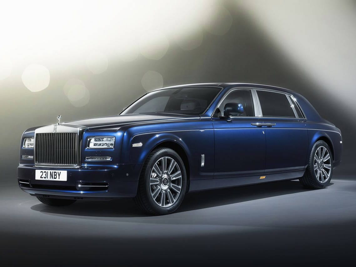 Roll-Royce Phantom Limelight