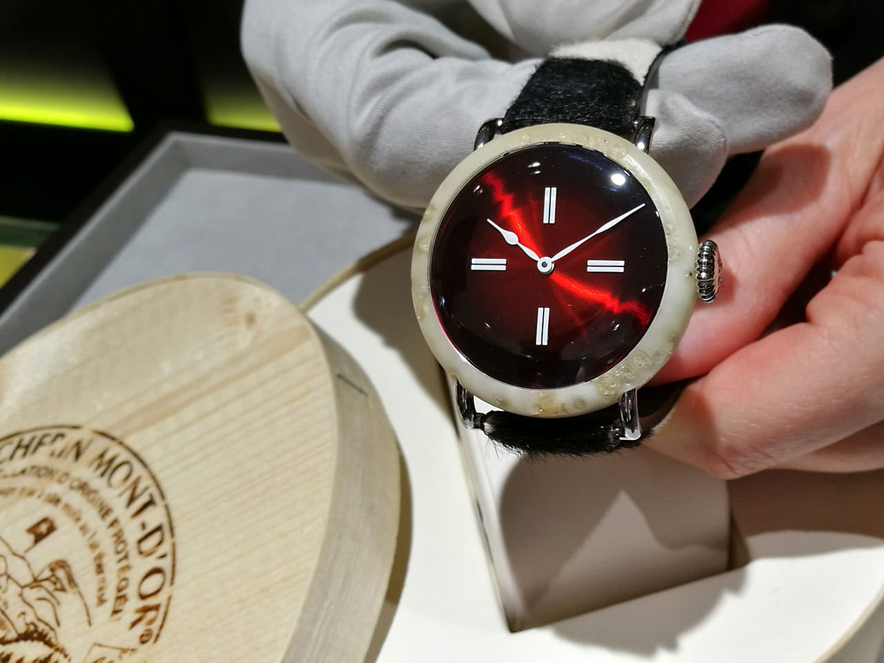 H. Moser & Cie Swiss Mad Watch