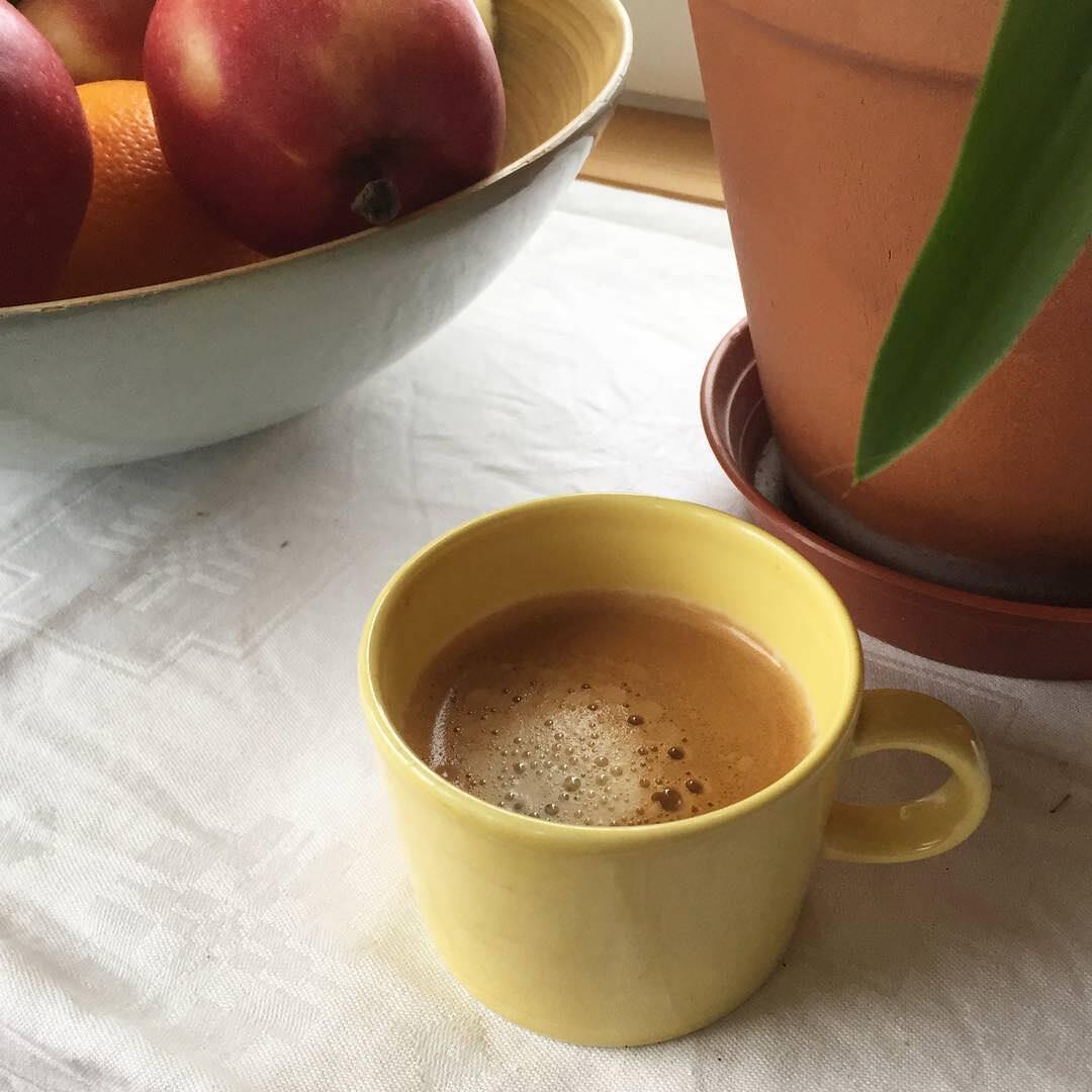 Nespresso-kahvia