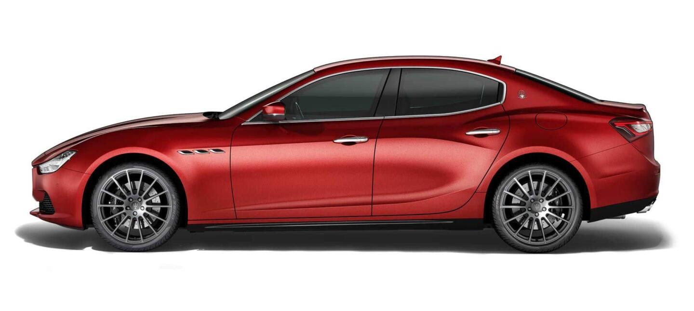 Voittajalle käyttöön tulevan Maserati Ghiblin väri ja malliversio valikoituu sen mukaan, mitä autoja on luovutushetkellä varastossa.