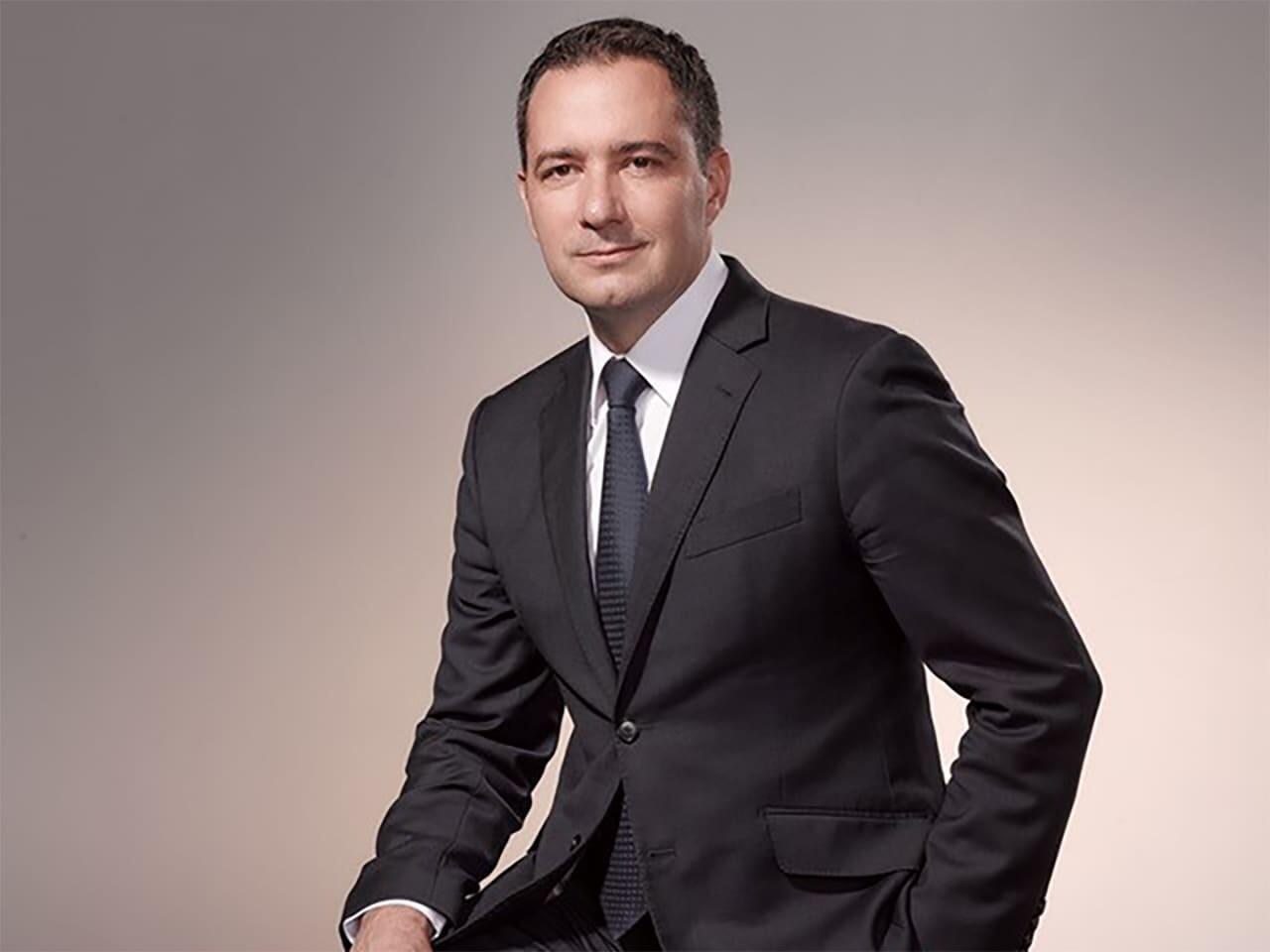 Julien Tornare, Zenithin toimitusjohtaja 1.5.2017 alkaen.