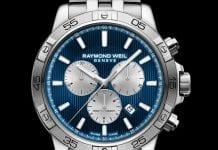 "Raymond Weil ""Finland Limited Edition"""