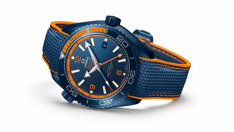 "Omega Seamaster Planet Ocean ""Big Blue"". Kuva: Omega"