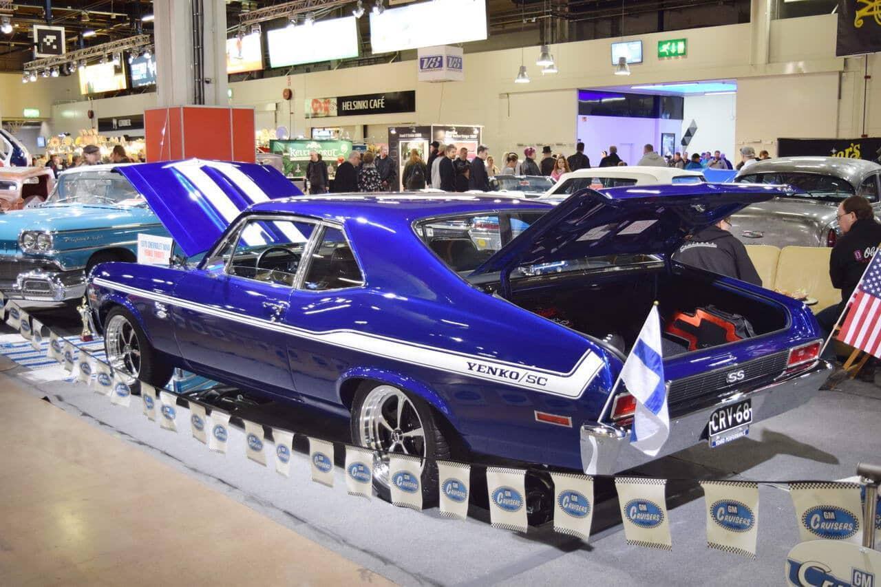 Chevrolet Nova 1970 Yenko Tribute