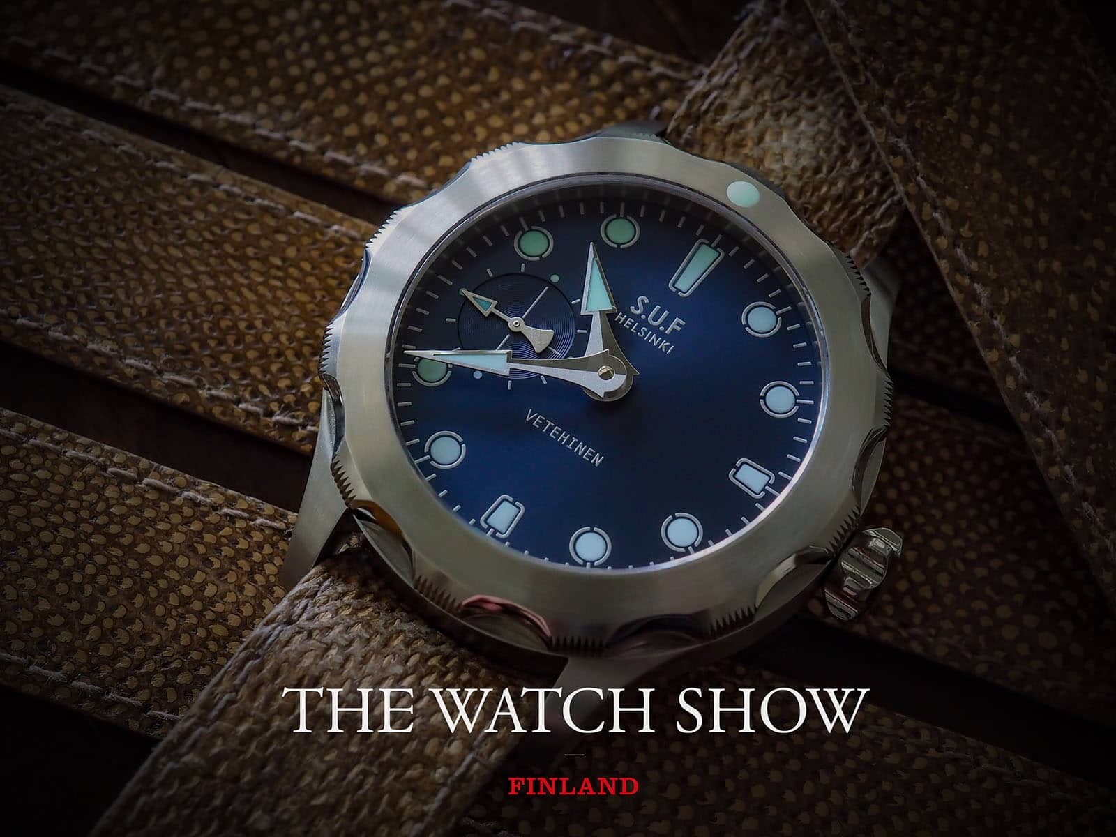 The Watch Show Finland 2017