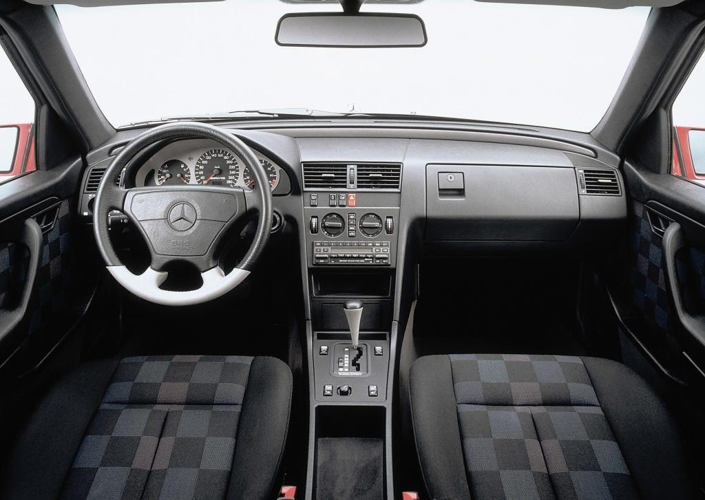 Mercedes-Benz Mercedes-Benz C 36 AMG W202), 1993-1997