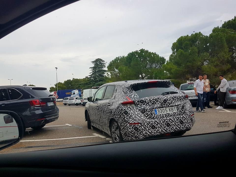 2018 Nissan Leaf, kuva: Nicolas Dufresne / Facebook
