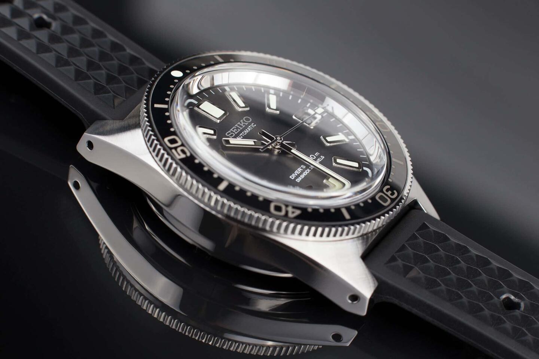 Seiko Prospex SLA017 on elegantti sukeltajankello.