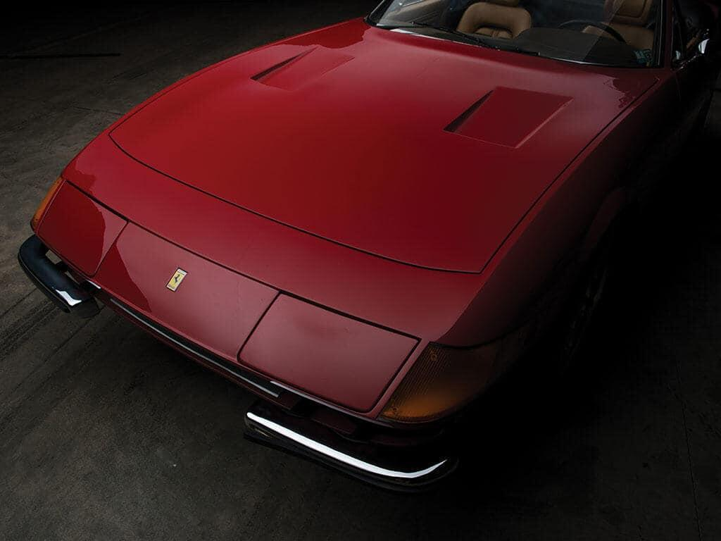 Ferrari Daytona Spyder 1973 - Kuva: RM Sotheby's